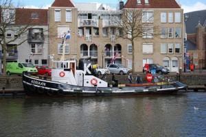 Steiger historische schepen Maassluis 001 - kopie