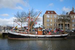 Steiger historische schepen Maassluis 004 - kopie