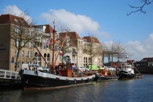 Steiger historische schepen Maassluis 007 - kopie