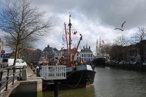 Steiger historische schepen Maassluis 019 - kopie