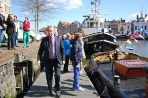 Steiger historische schepen Maassluis 036